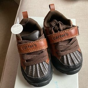 NWT Carter's Winter Shoes